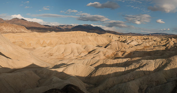 Twenty Mule Team Canyon, Death Valley