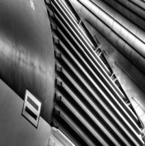 Saturn V Engine Fairing Abstract